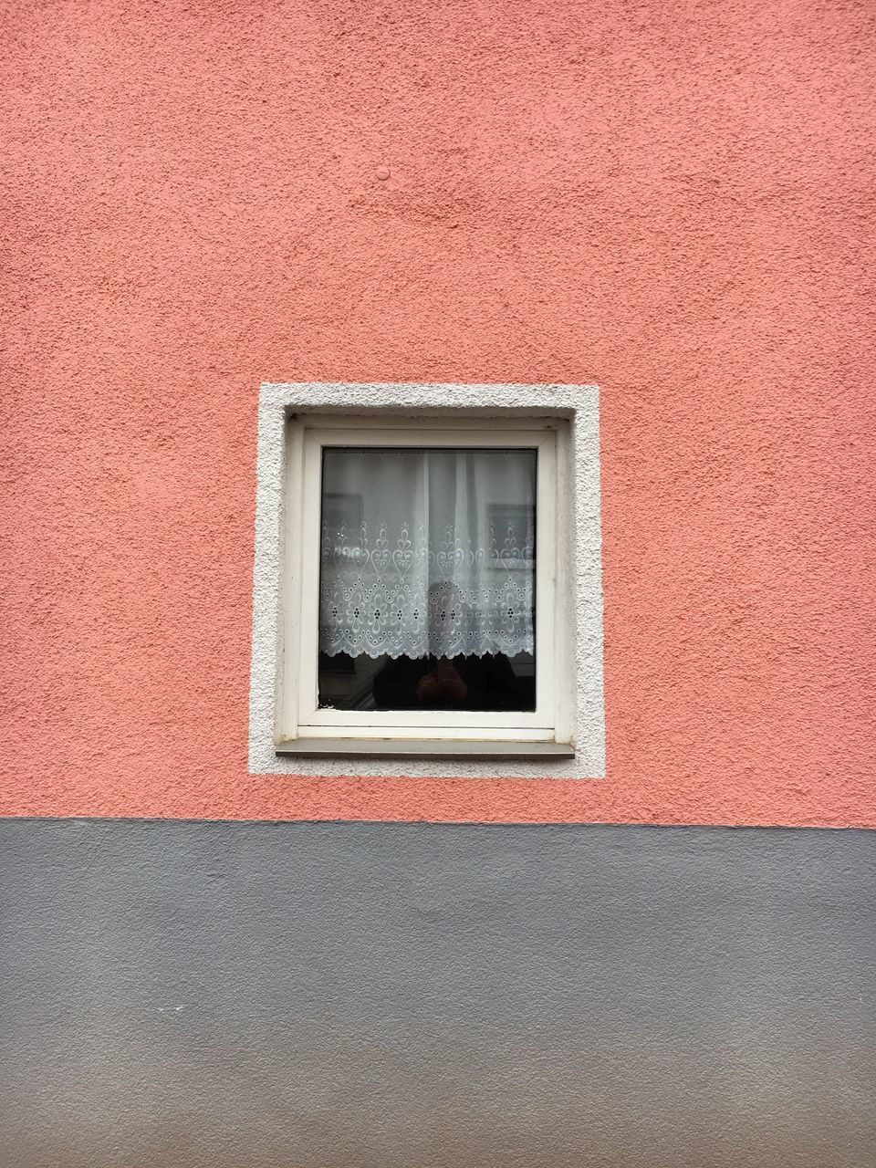window, architecture, built structure, no people, building exterior, day, red, outdoors, close-up