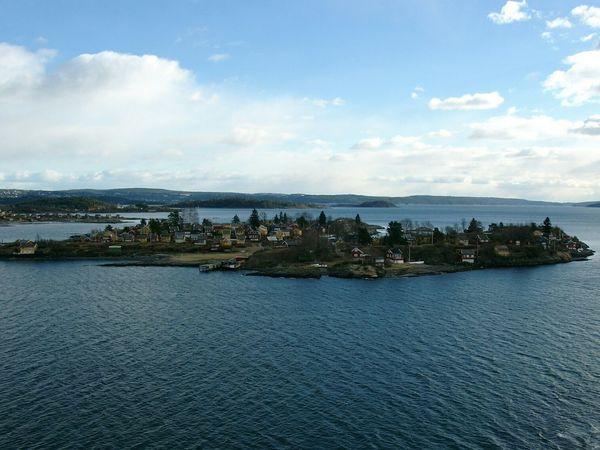 Insel Isle Ostsee Baltic Sea Norwegen Norway Norwegian Oslo