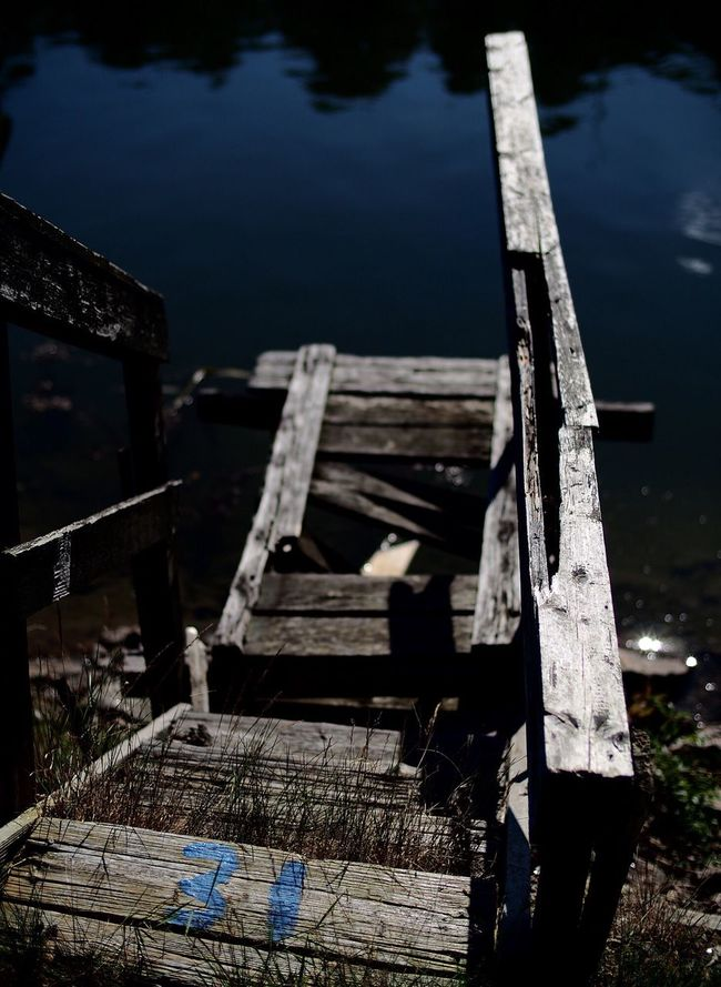 Old jetty Shallow Depth Of Field Selective Focus Jetty Jetty View Water By The Lake By The Water Broken Jetty Old Jetty Summer Views