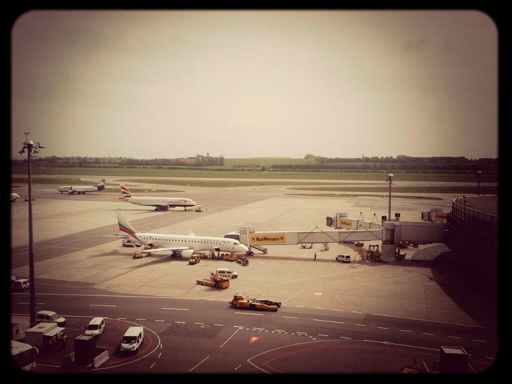 Flughafen Wien/Schwechat