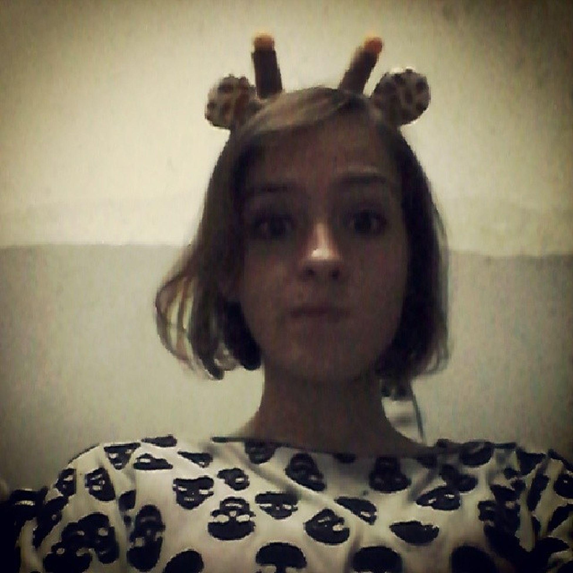 I'm a giraffe =P Girafa Gabicriança Instaanimal Giraffe feriado