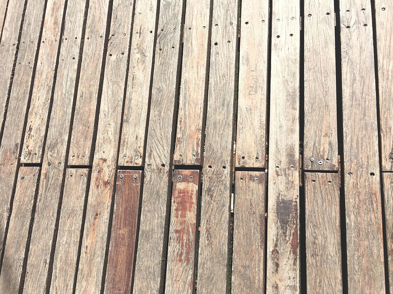 City Wood - Material Backgrounds Pattern Outdoors No People Close-up Wood Grain Weathered Textured  Full Frame Deck Wood Paneling Day Hardwood Built Structure Nature