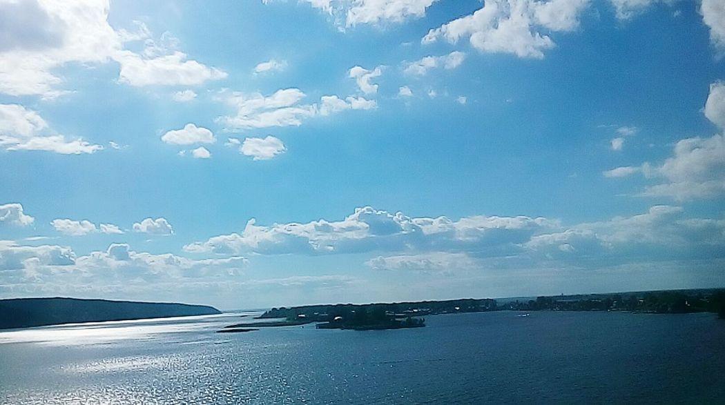 Поездка путешествие покаКазань лето река Волга Река Волга Россия казань любовь