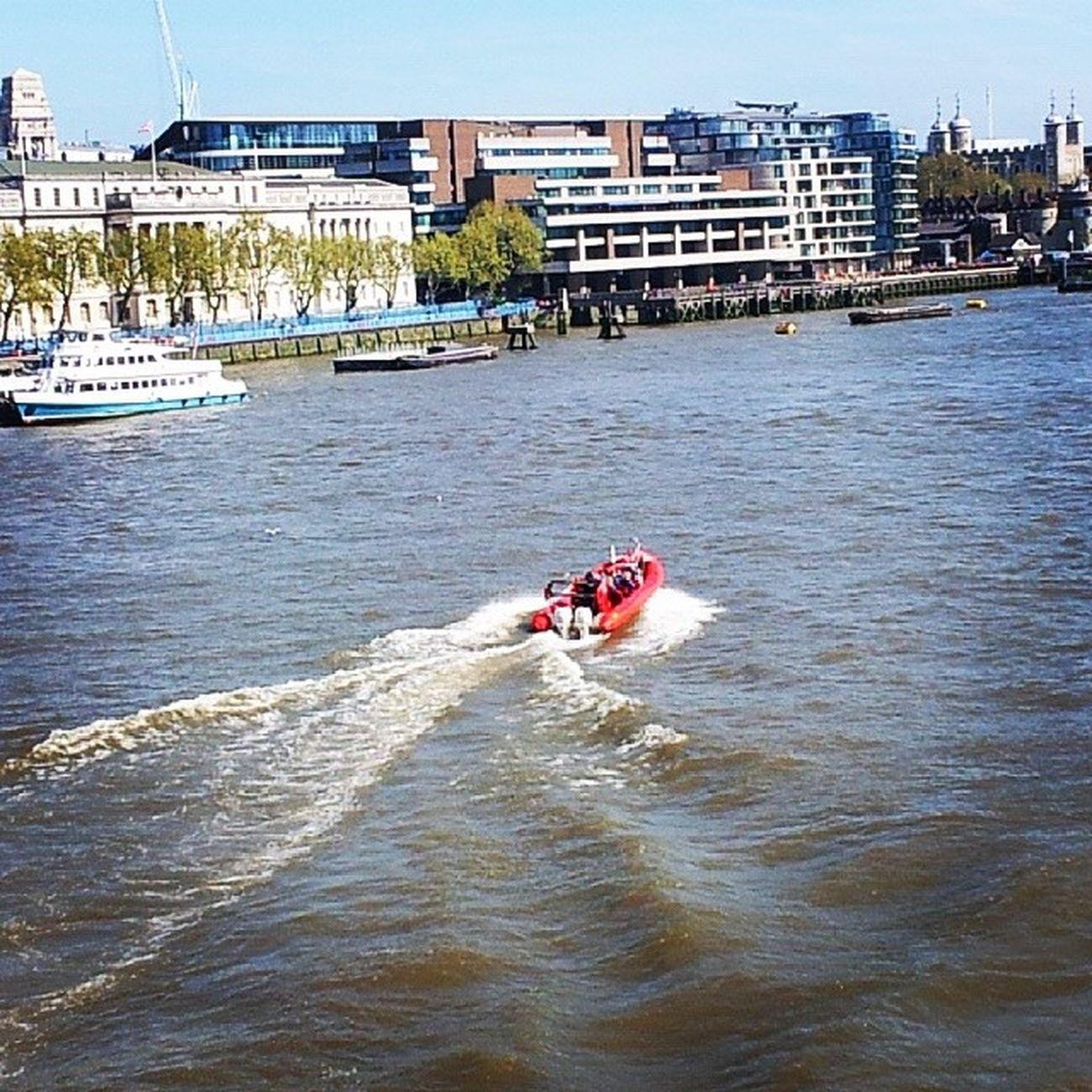 Boats Rivers Riverthames London Londonbridge Spring Water Waterlove Spring2014 Sunnyday Springwalk