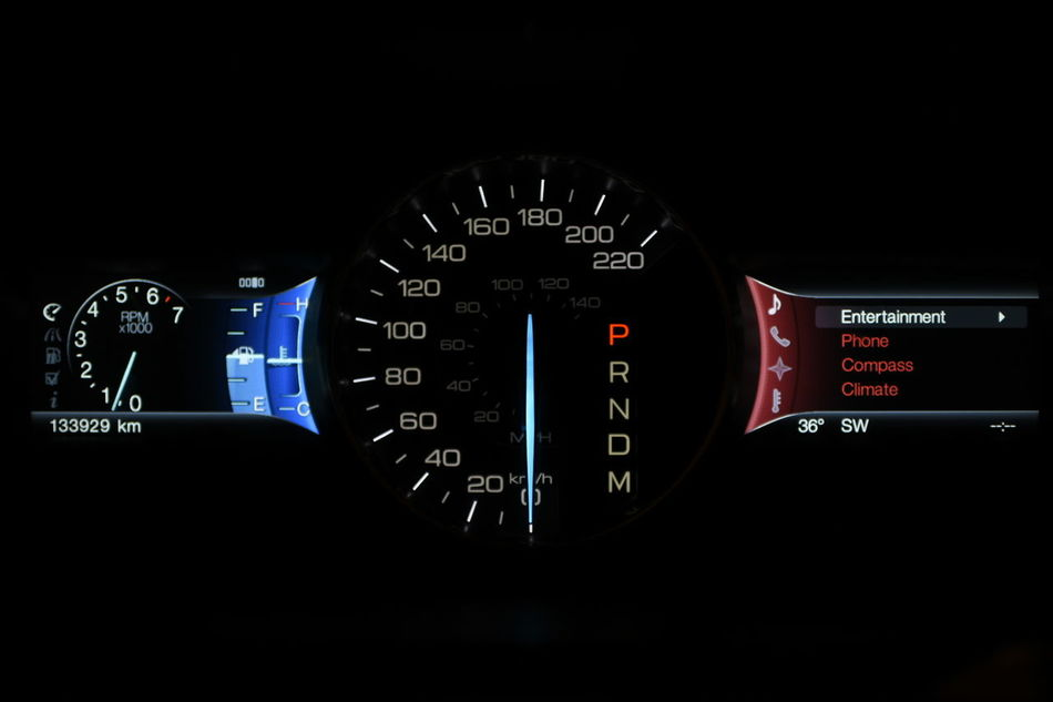 Ford Edge Illuminated Mode Of Transport Ford Edge Modern Darkness Journey No People Nikon Photography Creativity Full Frame Taking Photos Nikon Nikon D750 D750 Light And Shadow Cars Car Love <3 My Car Car Interior Interior Car Dashboard Dashboard View Dashboard