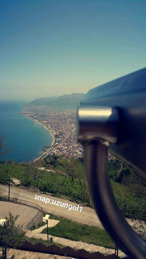 تصويري من مدينة اوردو التركيه من اعلى الجبل في التل فريك First Eyeem Photo