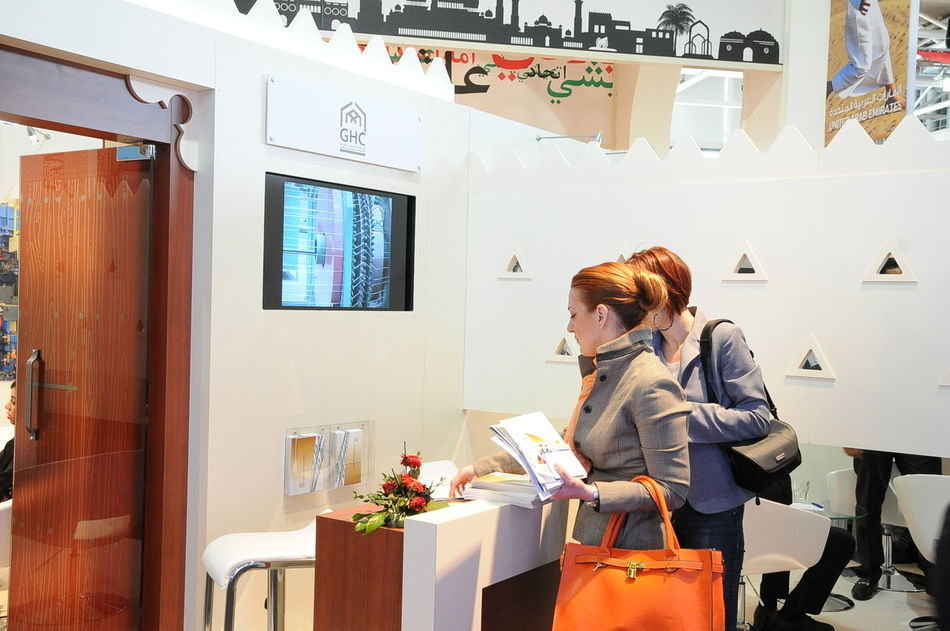 Casual Clothing Day Domestic Room Exhibit  Exhibition Lifestyles Messe STAND