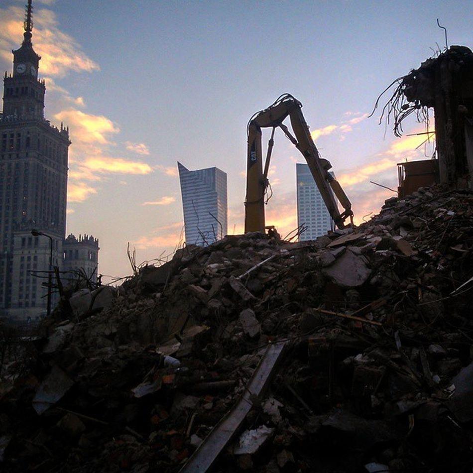 Warszawa  Warsaw Igerswarsaw Igers Urban City Sezam Pkin Srodmiescie