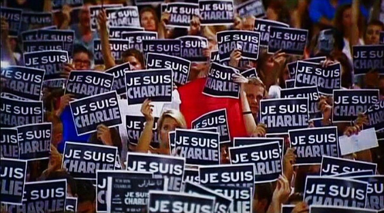 JesuisCharlie♥
