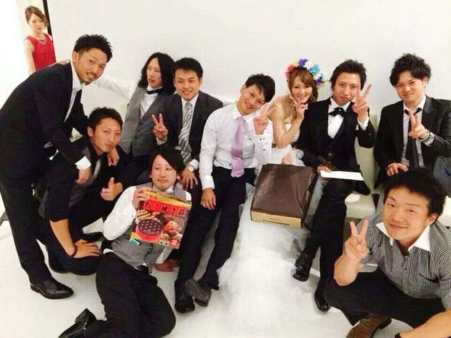 2014 06/29 My Happy Wedding Japan Weddingparty