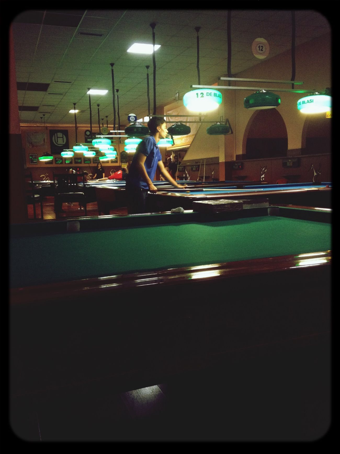 King Of 8-ball Getting Competitive Hi! Enjoying Life