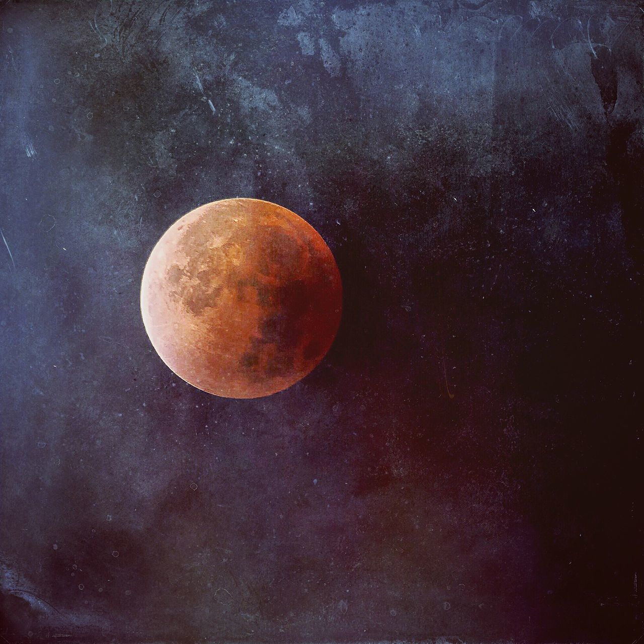 Luna | Happy weekend folks :) Moon Mextures Nature's Diversities Fineart Fine Art Photography Luna Moonporn MoonScape The Great Outdoors - 2016 EyeEm Awards Night Sky Night Photography Nightshot Moonlight Craters Moon Eclipse Eclipse