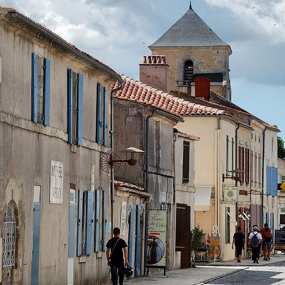 Brouage Marennesoleron Village Charantemaritime
