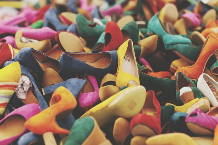 Streetphotography High Heels Pantone Colors By GIZMON EyeEm Bestsellers