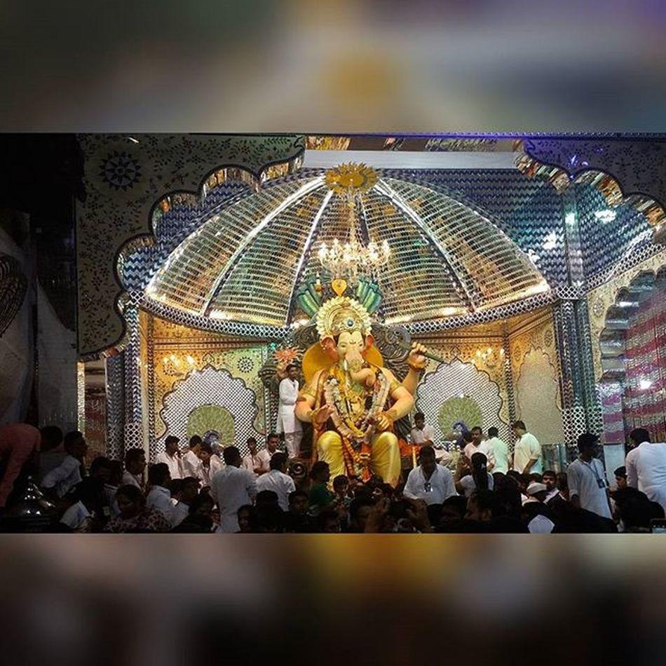 Bappa morya! 😻 LalbaugchaRaja