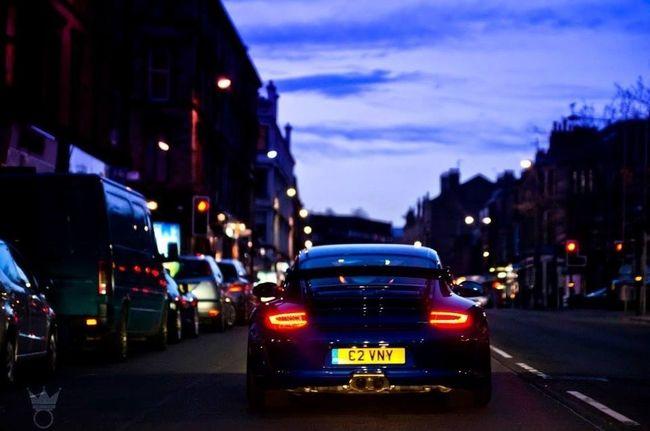 Porsche Supercar Automotive Photography