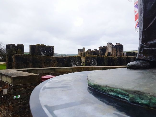 I used to be indecisive, but now i am not quite sure. Architecture Outdoors Travel Destinations Cloud - Sky Building Exterior Cymru-photography Cymru Wales UK Wales Castle Monument Statue Tommy Cooper Caerphiilly Caerphilly Castle Caerphilly Castle, Caerphilly Castles Castle Ruin Castle Walls Castle View  Castle Tower Castle Ruins Castleporn Cymruambyth