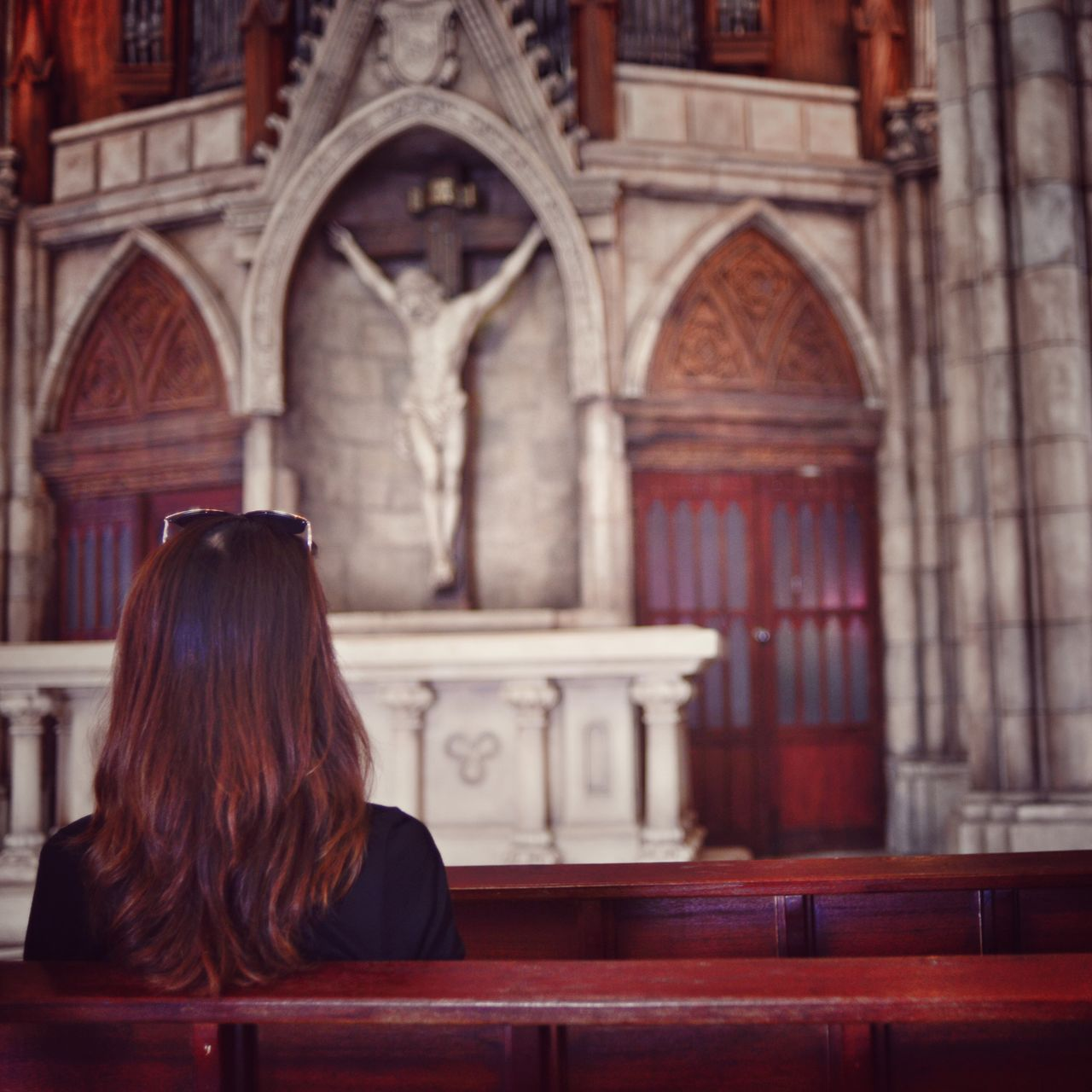 Cathedral Church :ch] Young Women Women Real People Confession Women Around The World
