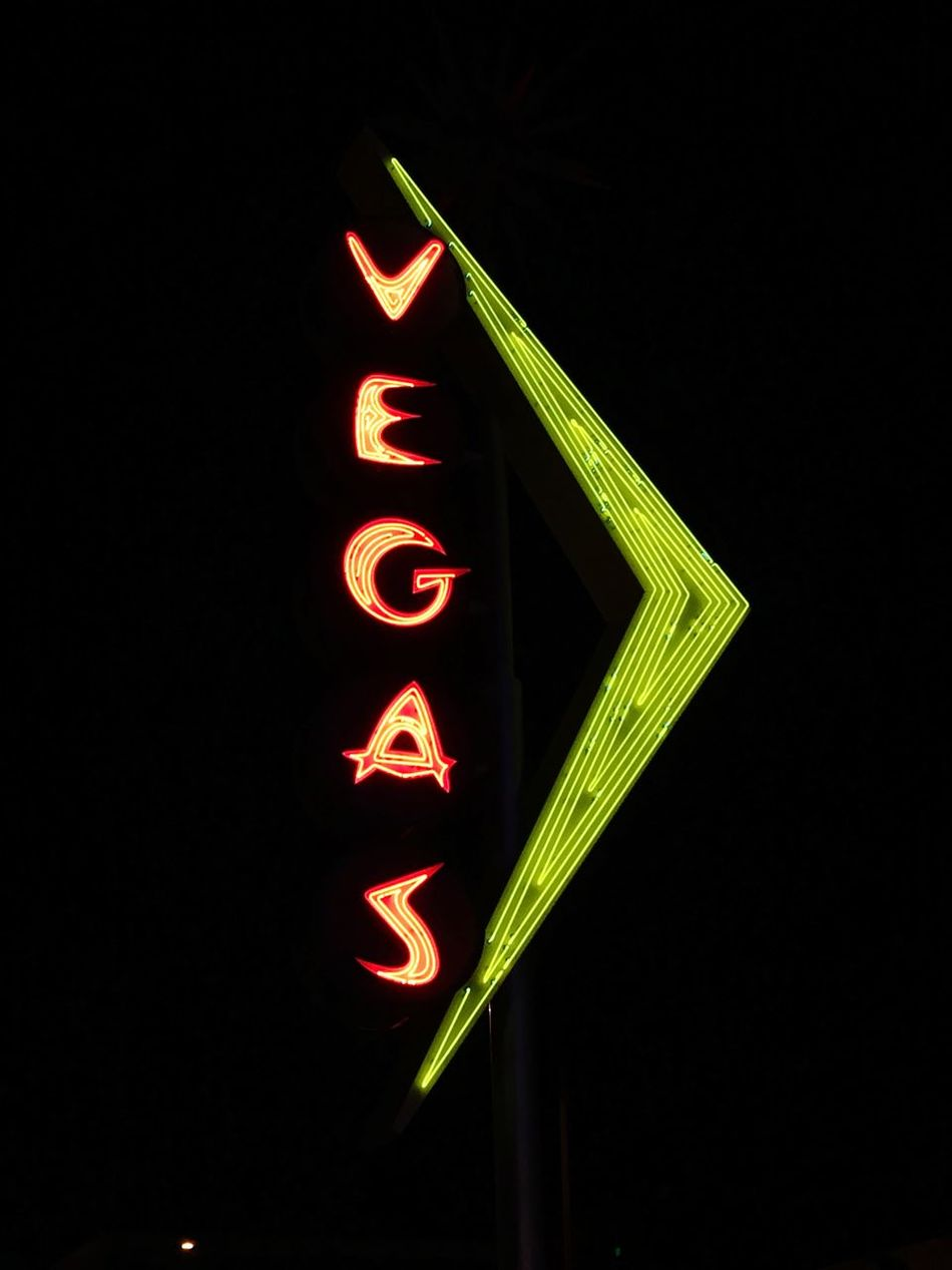 Vegas boomerang neon sign on Fremont Street Fremont Street Check This Out Taking Photos Smart Phone Imaging IPhone Photography IPhone 6s Fremontstreetexperience Cheryl Hendrick Neon