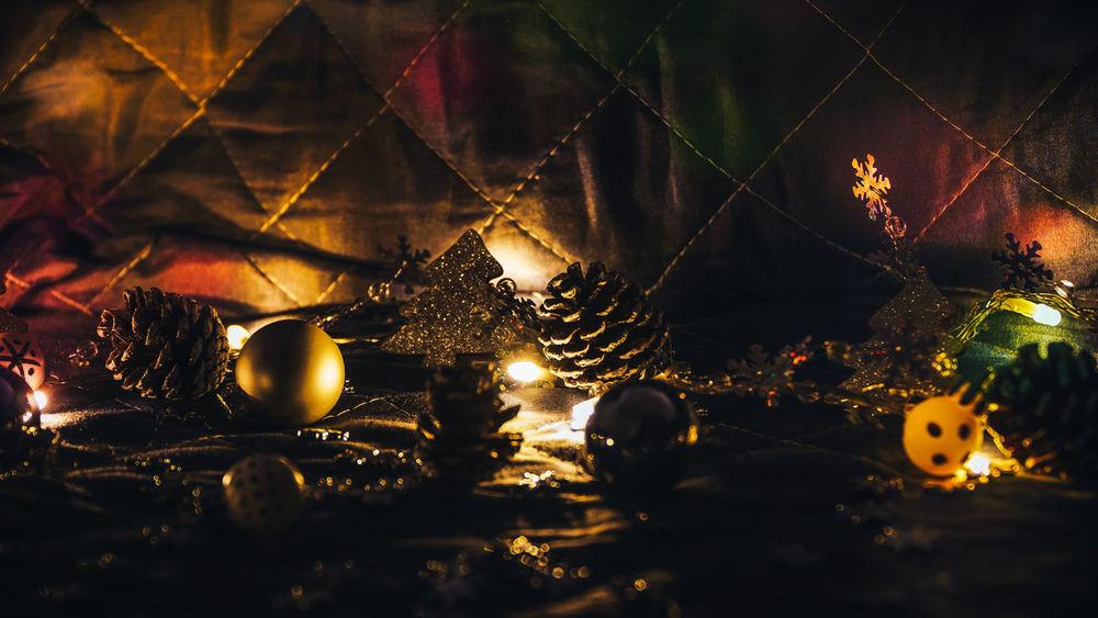 Christmas Christmas Lights!  Holidays Lights New Year Burning Candle Celebration Christmas Christmas Decoration Christmas Ornament Close-up Decoration Flame Illuminated Indoors  Multi Colored Night No People Tree Decoration