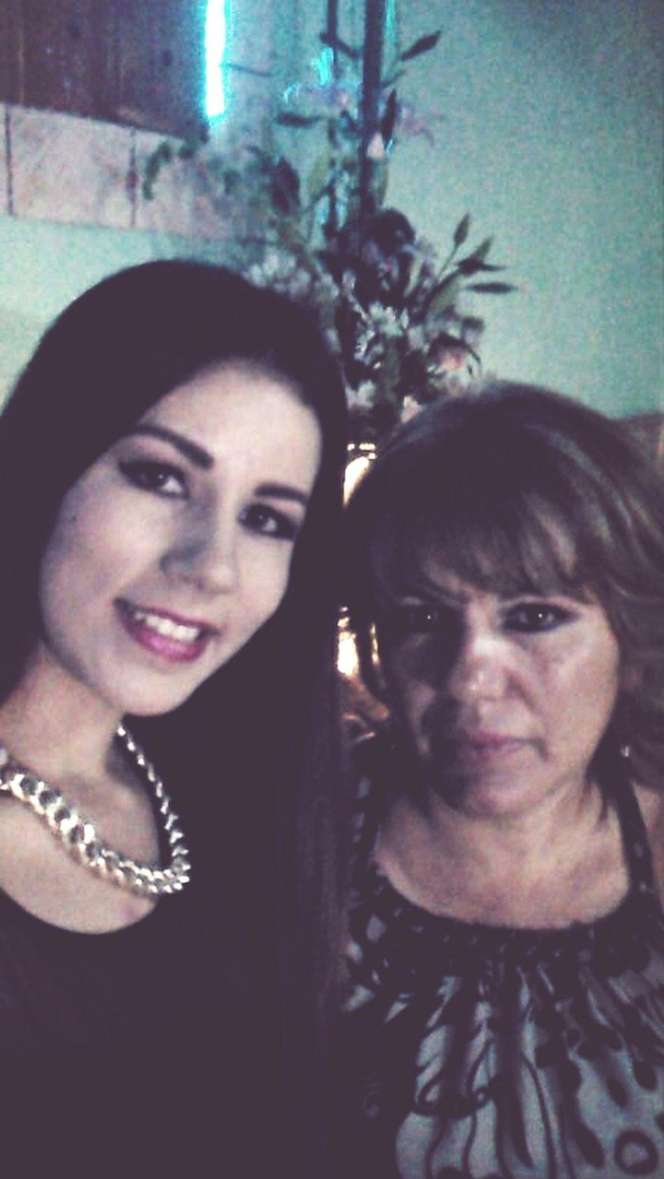 With My Mommy❤ I Love You ! Mi Todo!! ❤ Mi Ejemplo De Vida