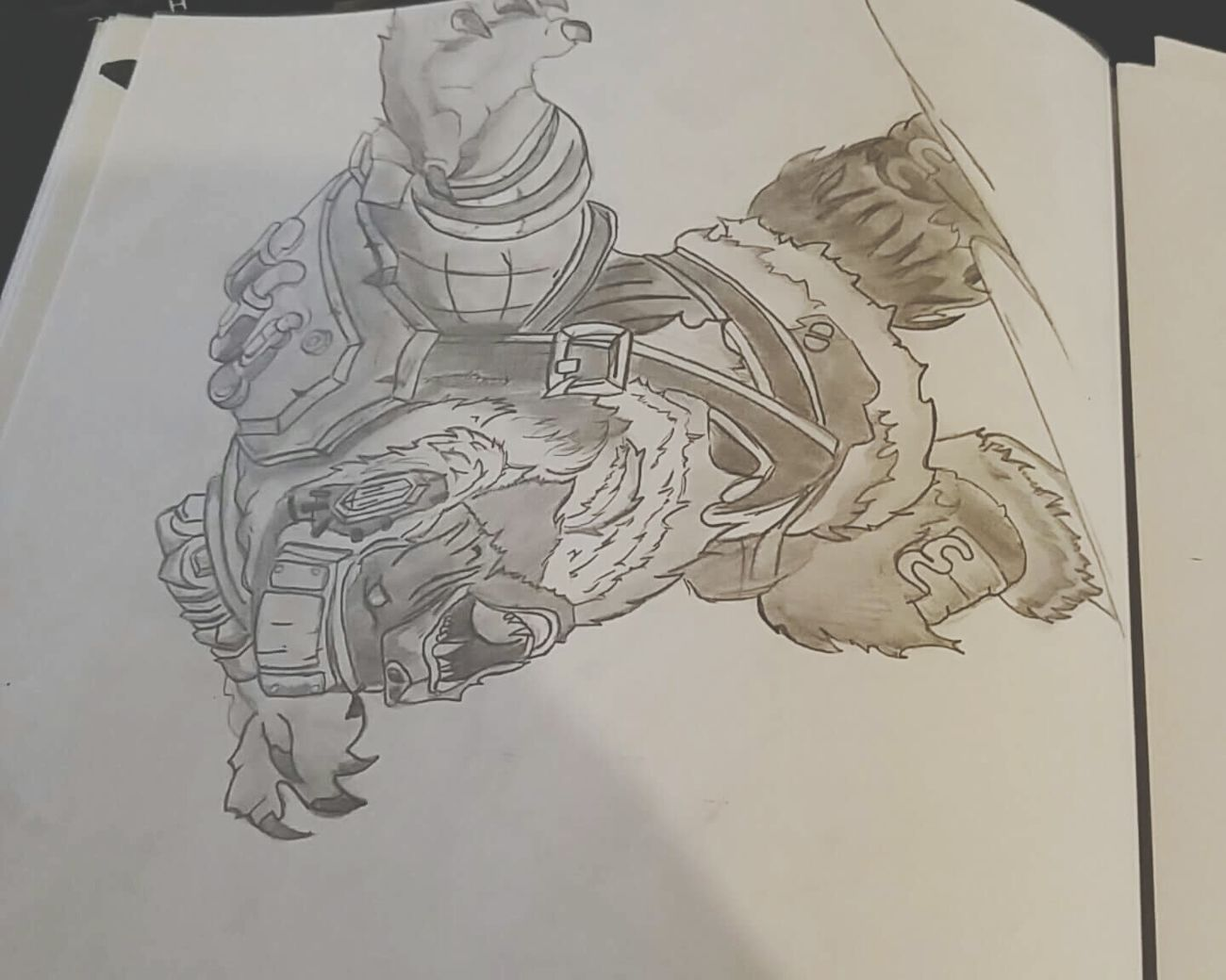 League Of Legends Drawing Art, Drawing, Creativity