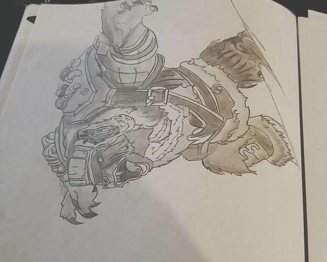 League Of Legends Drawing Art, Drawing, Creativity