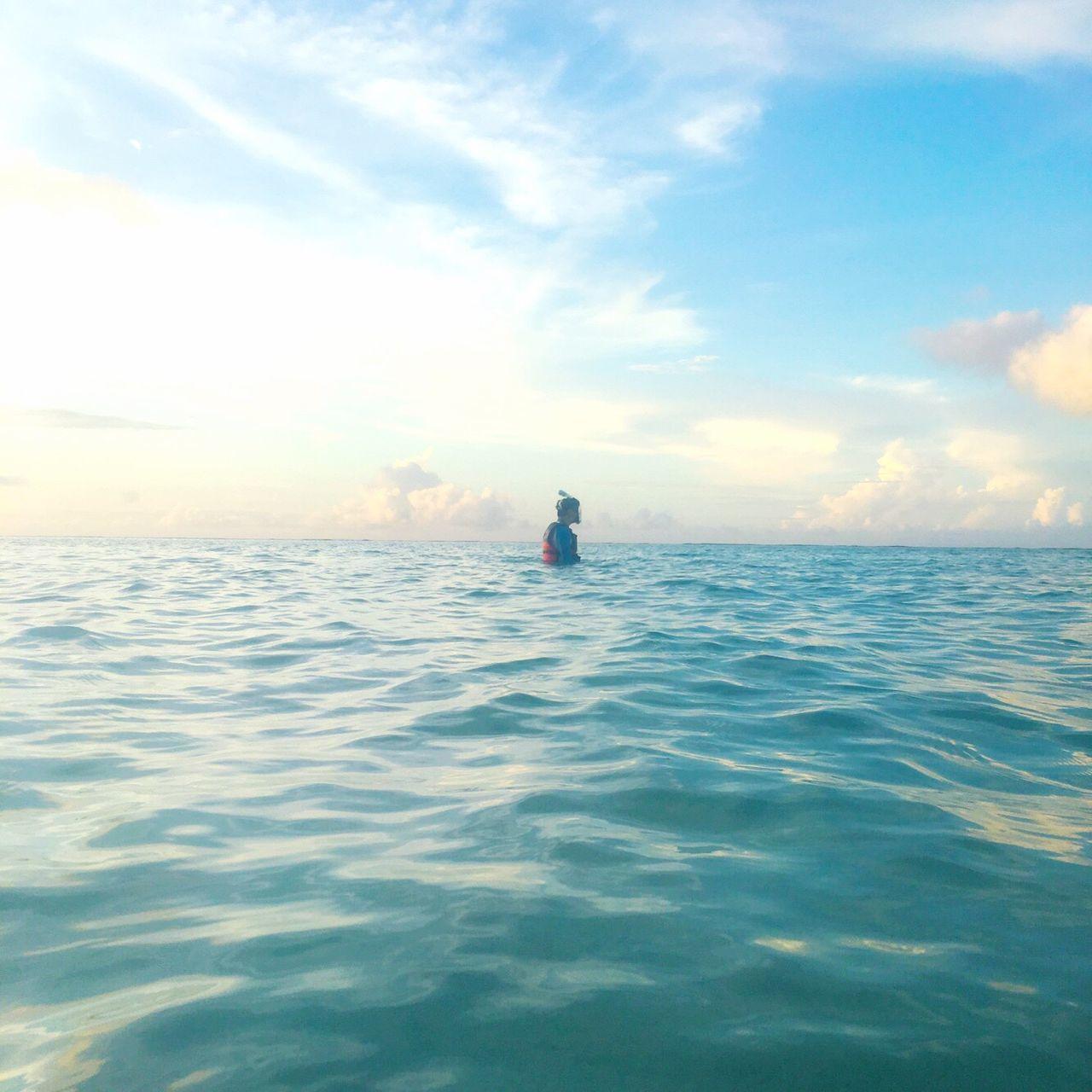 I went Guam . Sea Sea And Sky Day