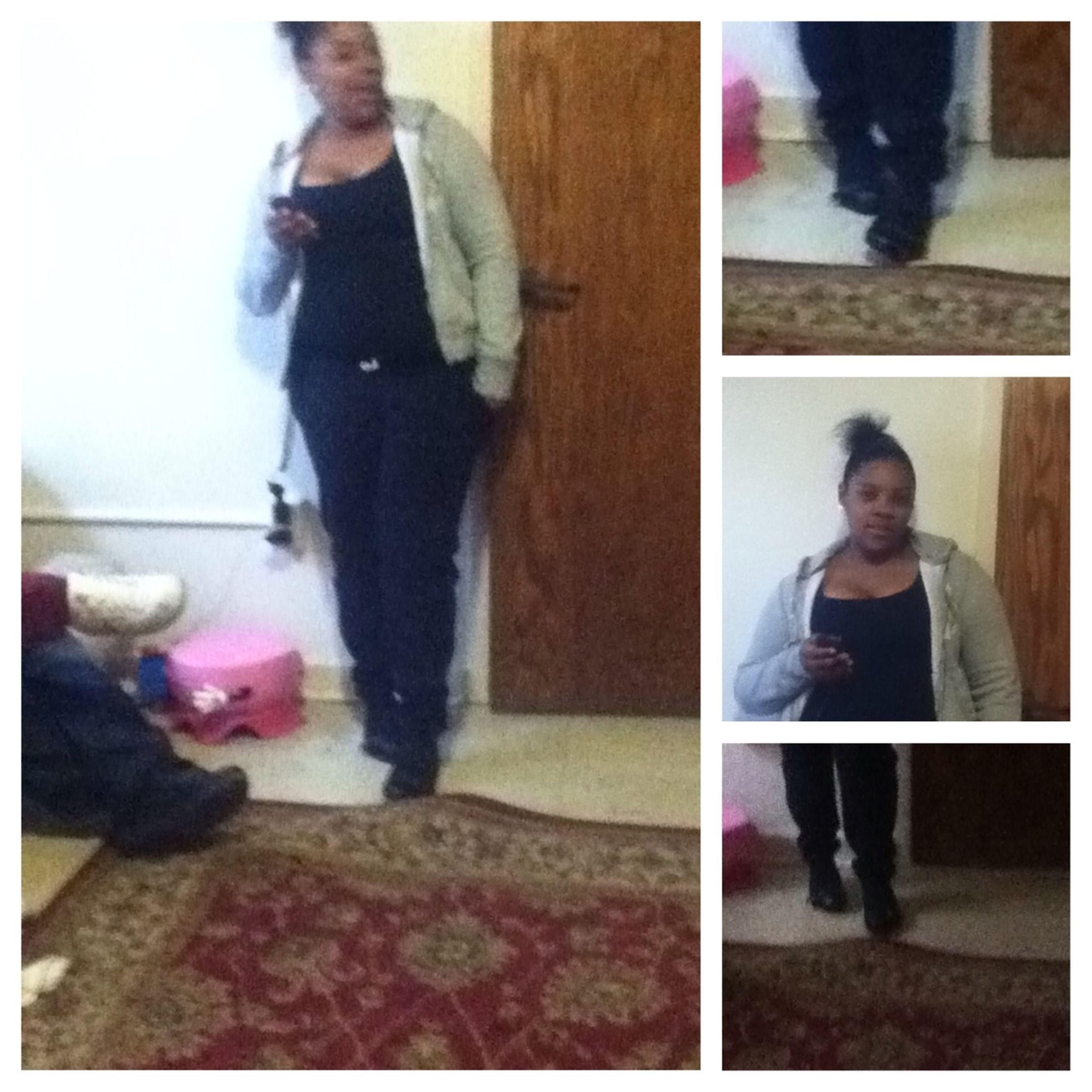 Zaynah #weirdo #silly #flats #socks #blackk