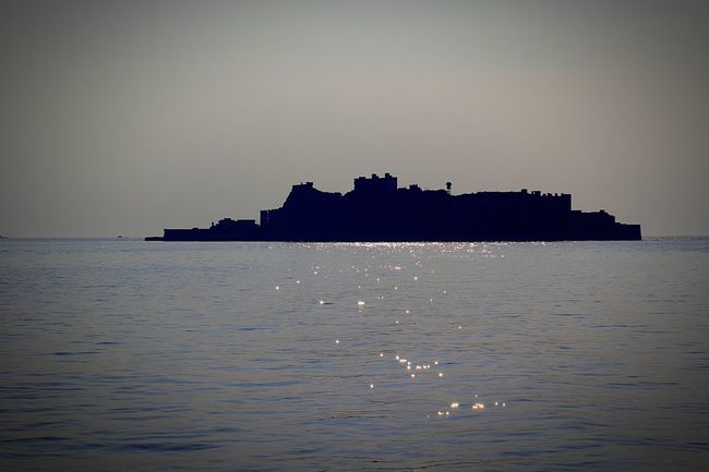 Hashima Hashima 軍艦島(gunkan-jima)