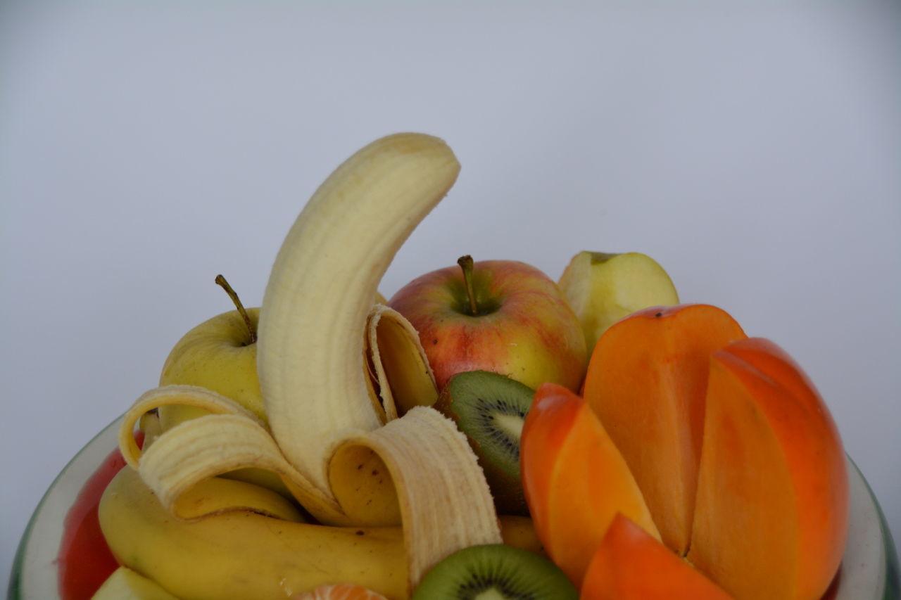 Beautiful stock photos of banana, Abundance, Apple - Fruit, Banana, Choice