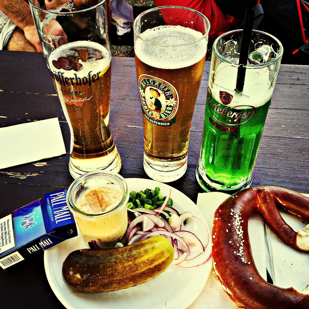 Hanging Out Berlin Liebt Dich German Summer