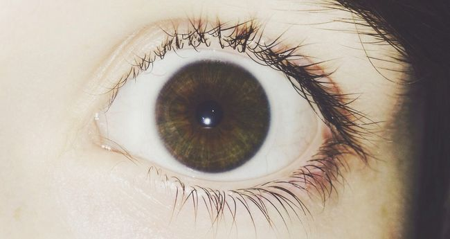 the Eye is the Window To The Soul.