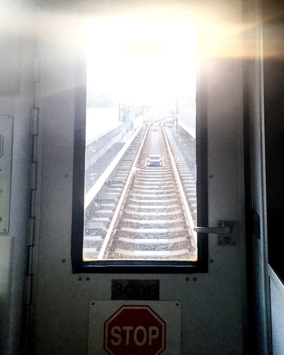 Endoftheline Train Train Tracks