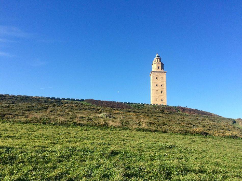 Towerofhercules TorreDeHercules Acoruña Galicia Galicia Calidade Faro Lighthouse Patrimoniodelahumanidad World Heritage Architecture Architecture_collection