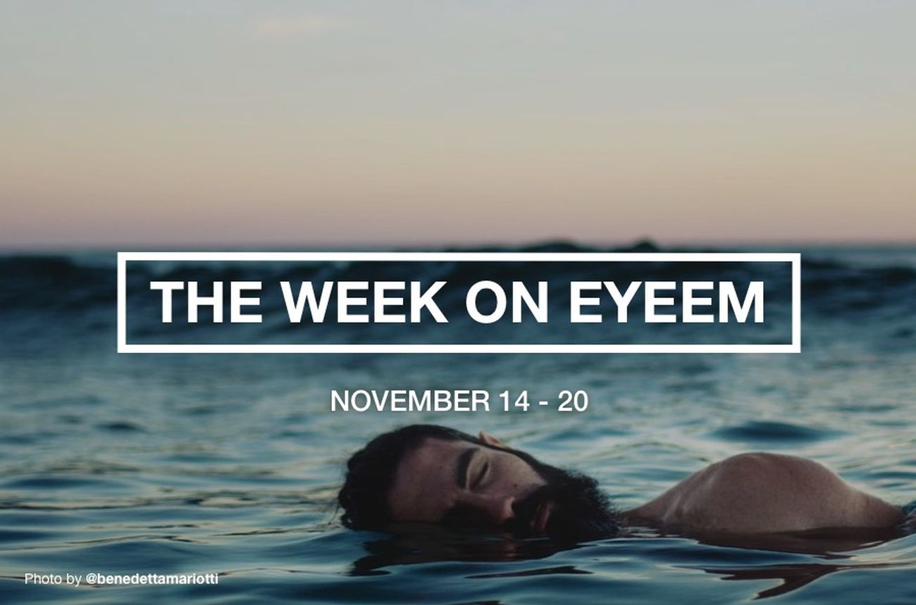 Treat your eyes to a week's worth of stunning photography! 👀https://www.eyeem.com/blog/2016/11/the-week-on-eyeem-46-2/ It's The Week On EyeEm
