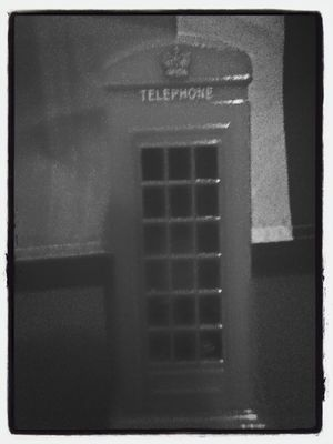 Telephone Box by 💛💙💜💚❤💗💓💕💖💞💘💌💟