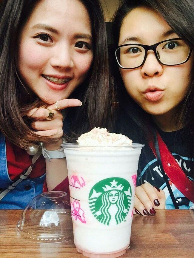 Starbucks Sister ❤ Yummy Yummy