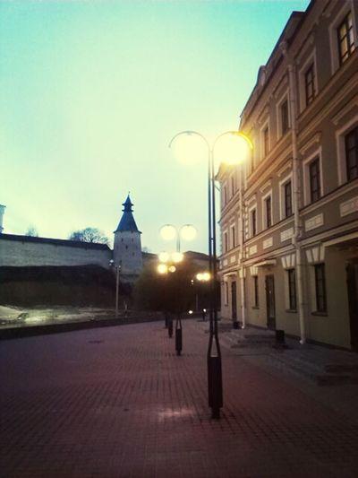 Russia Pskov