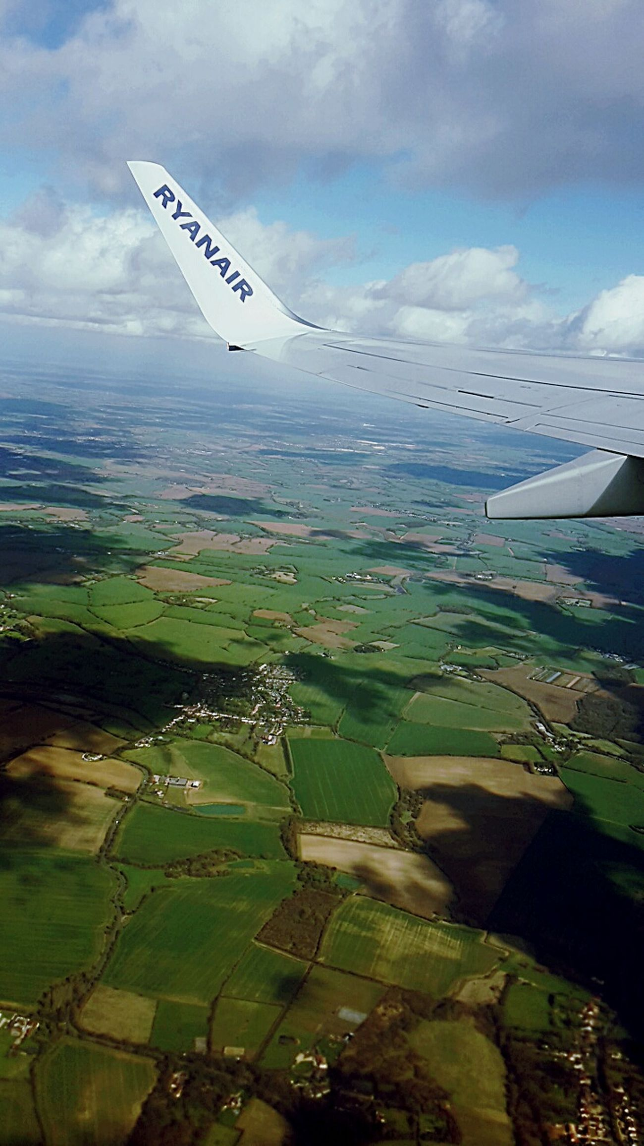 Somewhereinengland Ryanair Thatview Enjoying Life Taking Photos Firstflight Hello World Marchphotoaday March Way Back Home