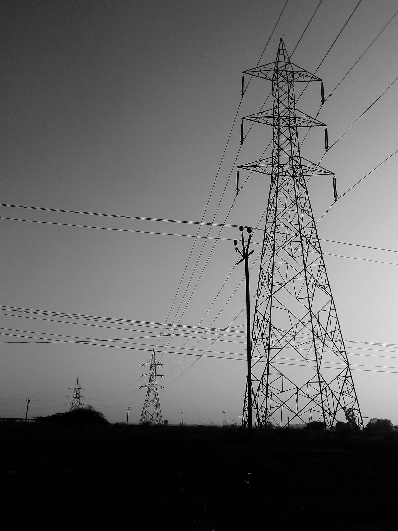 No People Water Technology Wired World Wires And Cables Silhouette Sky Electricity  Welcome To Black Nature Sunlight And Shade Outdoors Day Connectivit Y Asfarasthe Eye Can See EyeEm Gallery EyeEmBestPics Pattern, Texture, Shape And Form From My Point Of View Black And White Travel Photography Travel Best Of EyeEm NoPeopleAround Blackandwhite Photography The Great Outdoors - 2017 EyeEm Awards