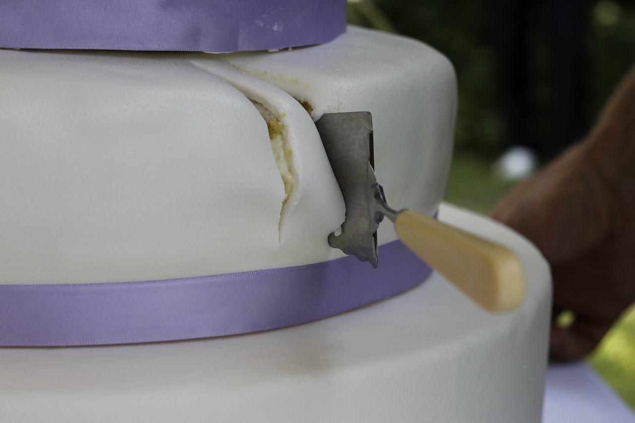 Beautiful stock photos of wedding cake,  Cake Server,  Close-Up,  Dessert,  Focus On Foreground