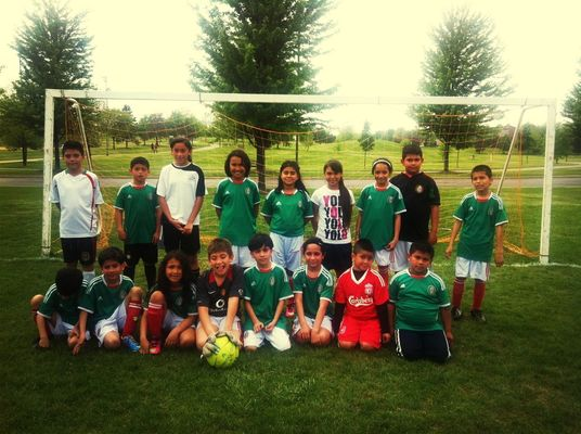 IM SUCH A SOCCER..... FAN!!! at Camera Park by ALMA~DESNUDA~EN~LAS~NUBES