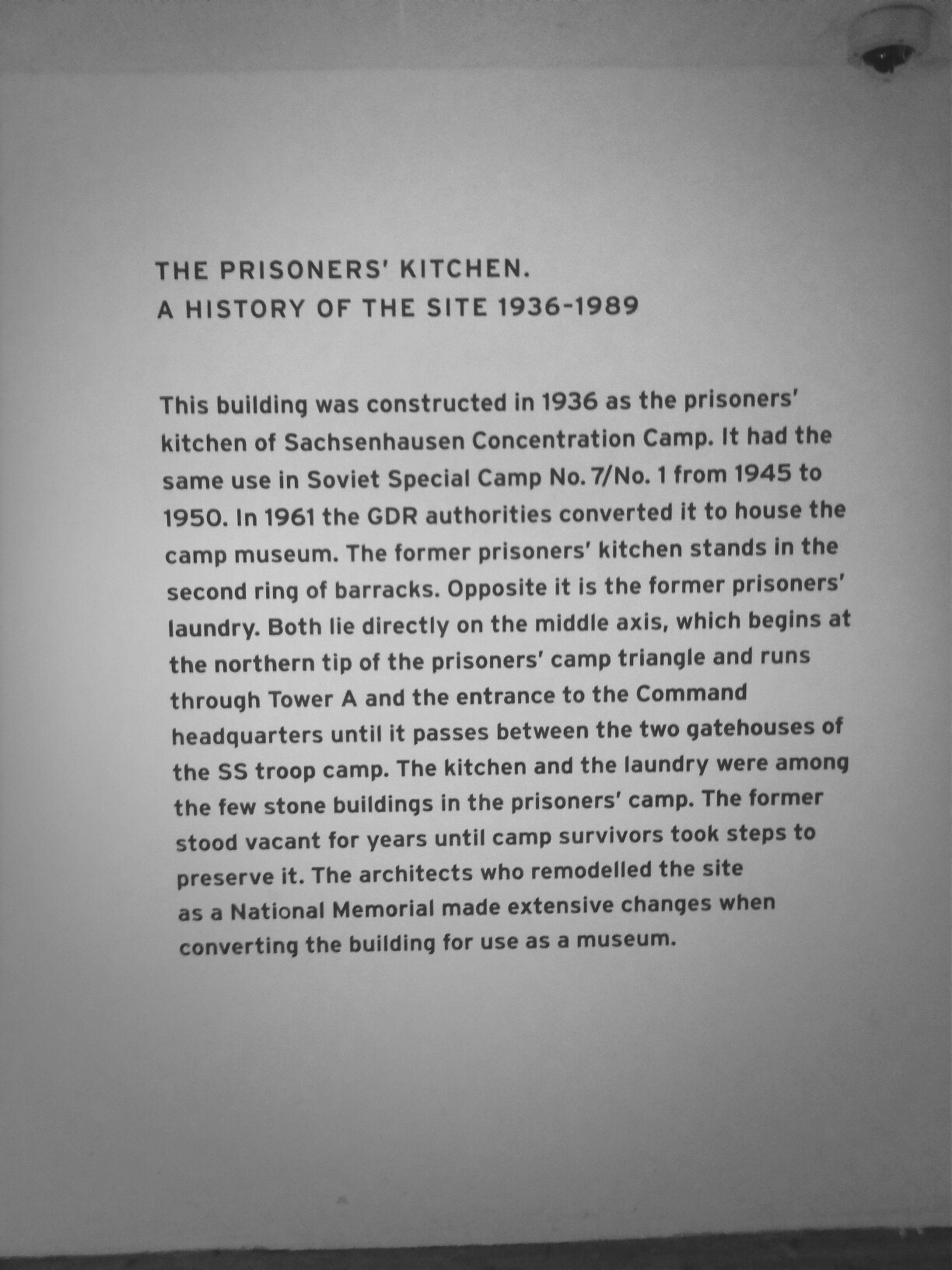 Historic Prison Prisont