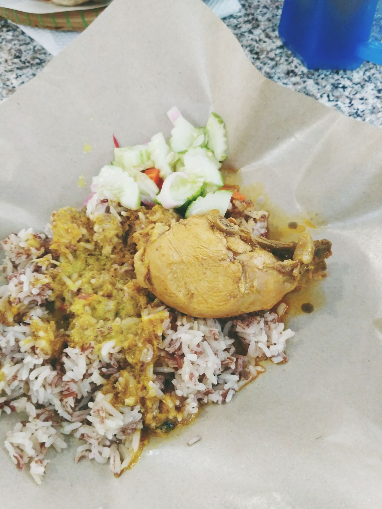 Nasi Dagang Kelantan Food And Drink Breakfast Sarapan Malaysian Food Food Kelantanfood