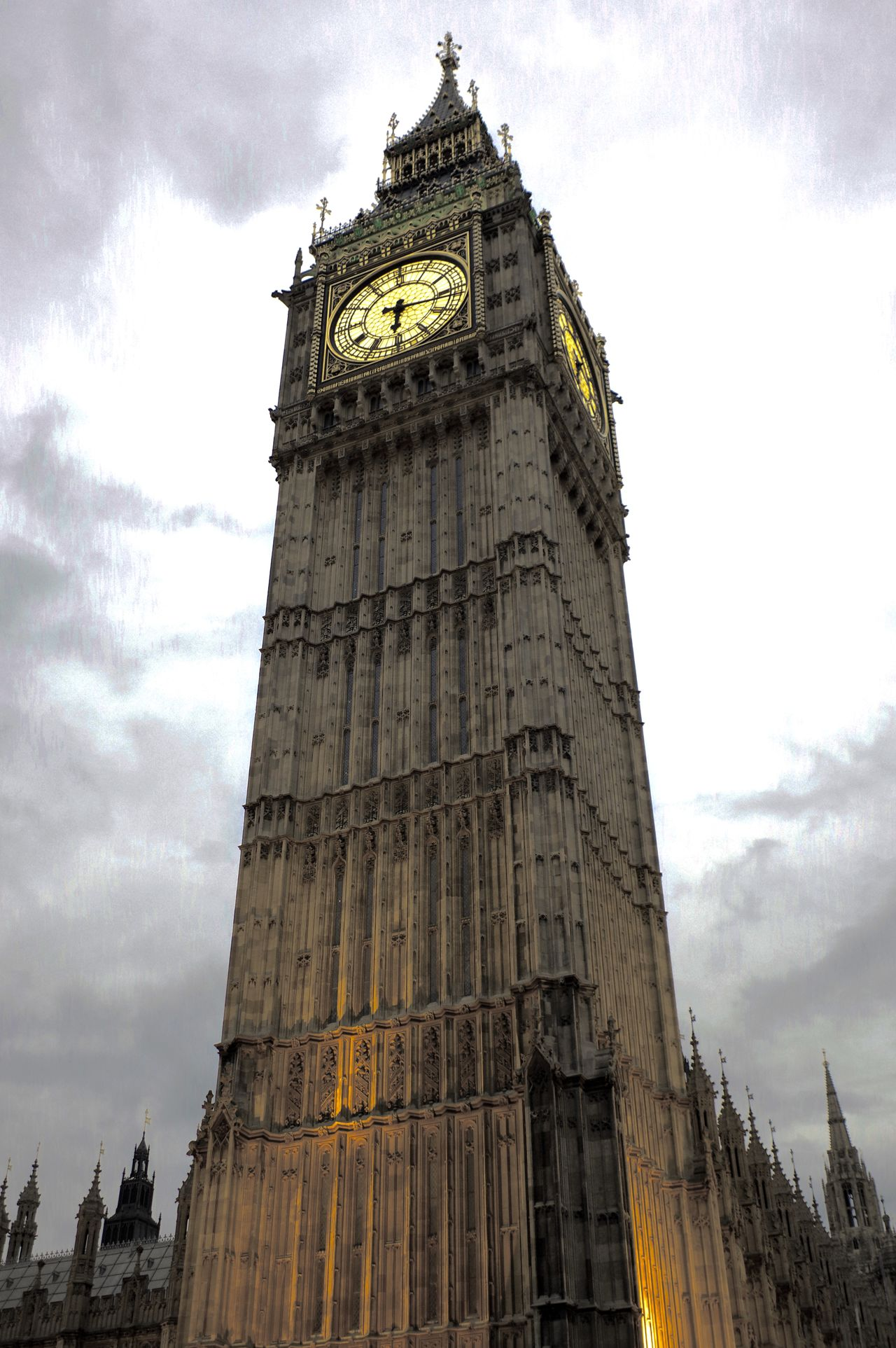 A gothic monument a stormy dark day. Big Ben Architecture Gothic Dark Sky Gothic Architecture Perspectives Lookingup Mystic Amazing Architecture Pentax Edited On IOS