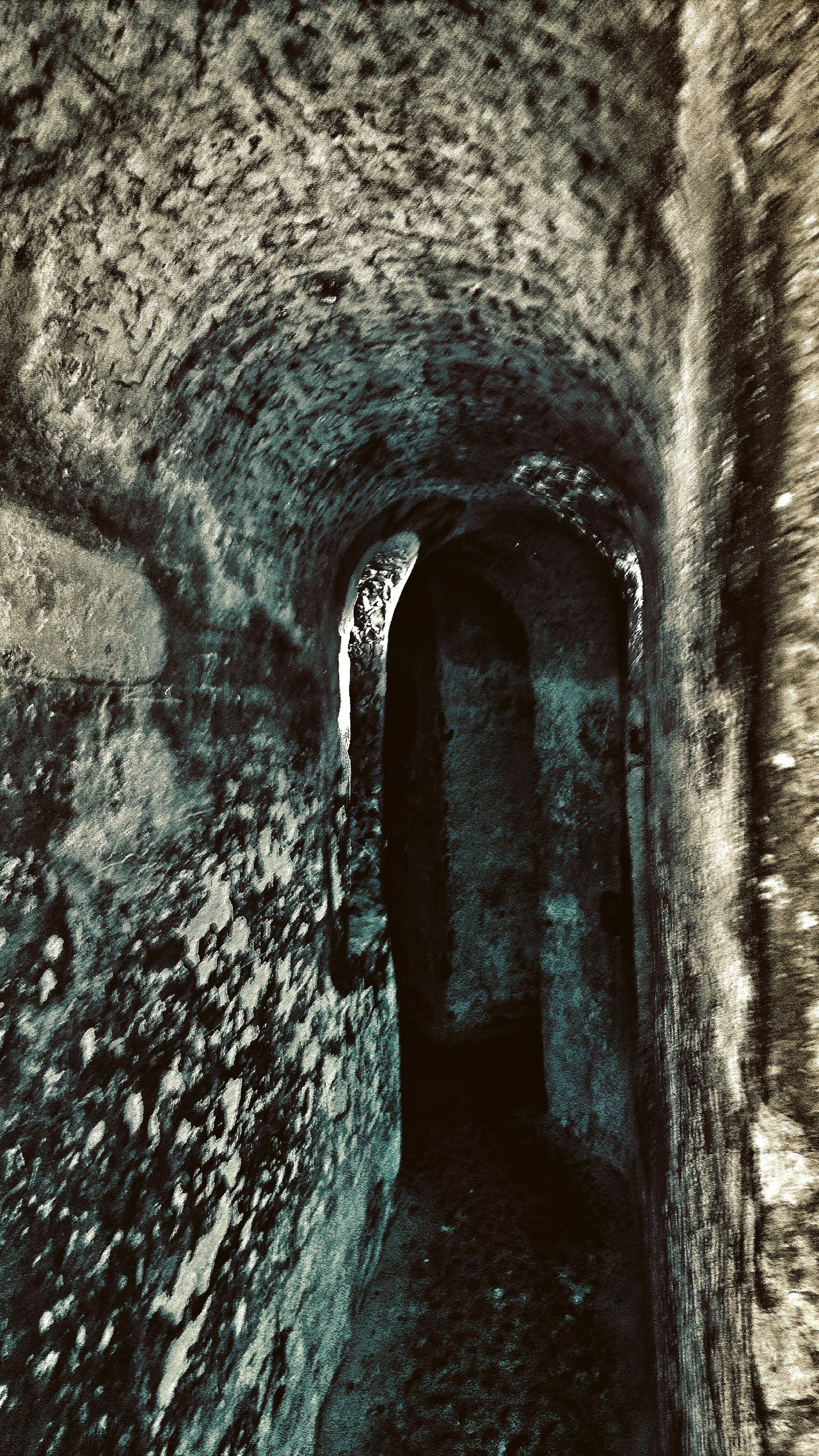 Arch Architecture Tunnel Tunnels Passage Passageway Grotto Underground Undergroundtunnel Undergroundpassage Exploring Shadows Dark Darkness Quiet PhonePhotography Me, My Camera And I Mobilephotography No People Manmade Manmadestructures Old Buildings Architecture_collection Indoors  Monument