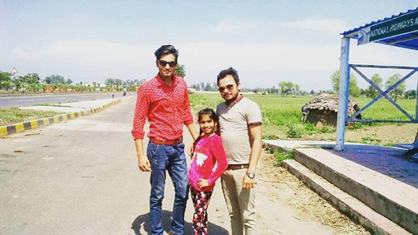 Skychauhan Withbro Rajivchauhan Awesome Picture Picoftheday Ontheway Highway Cool Photo Tour Look Love Like4like Follow4follow Style