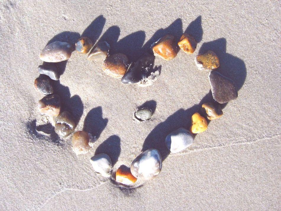 Beautiful stock photos of heart, Arrangement, Beach, Close-Up, Creativity