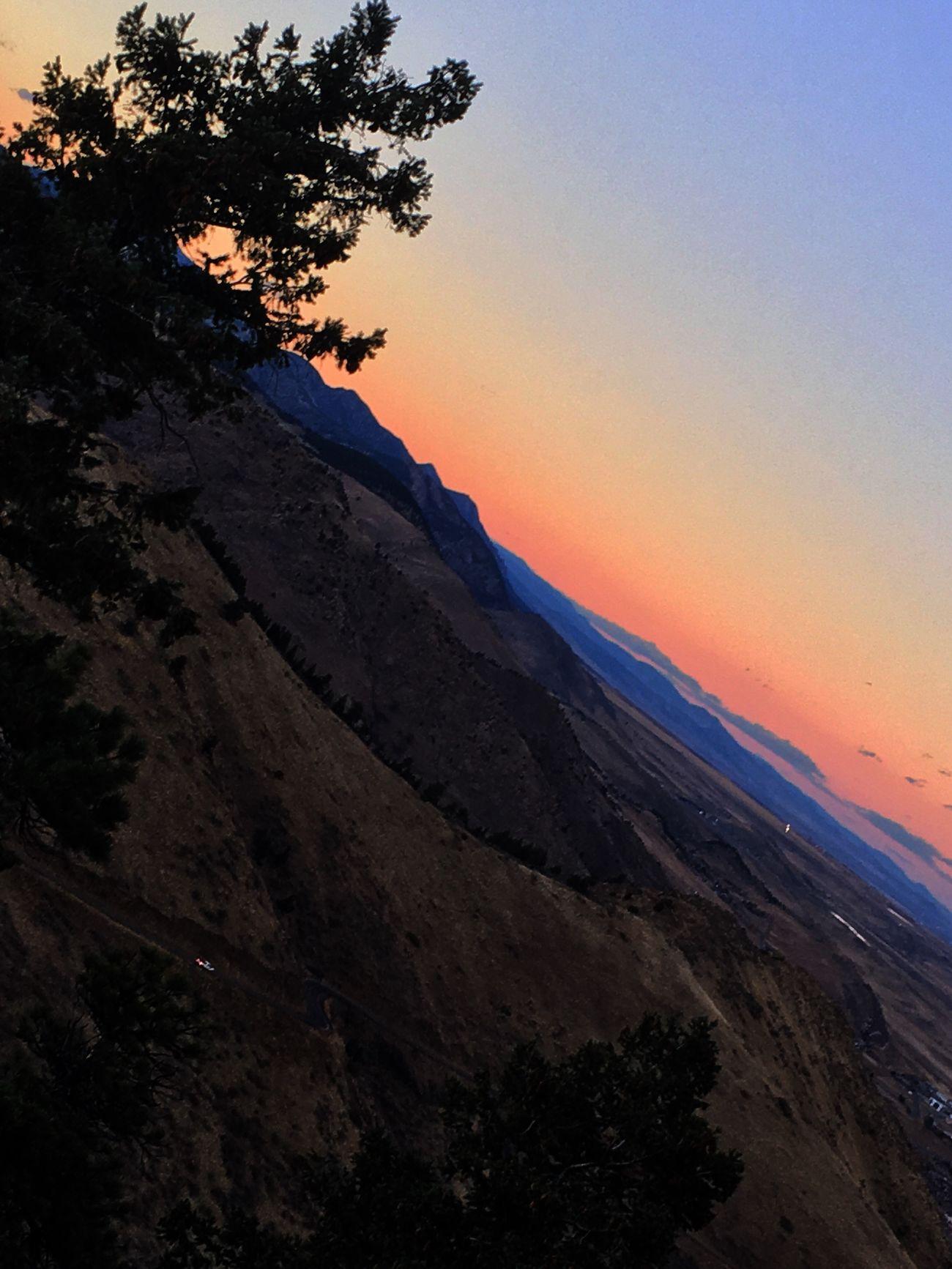 Sunset from Lookout Mountain, Denver, CO Denver,CO Lookout Mountain Outdoors Nature Sunset